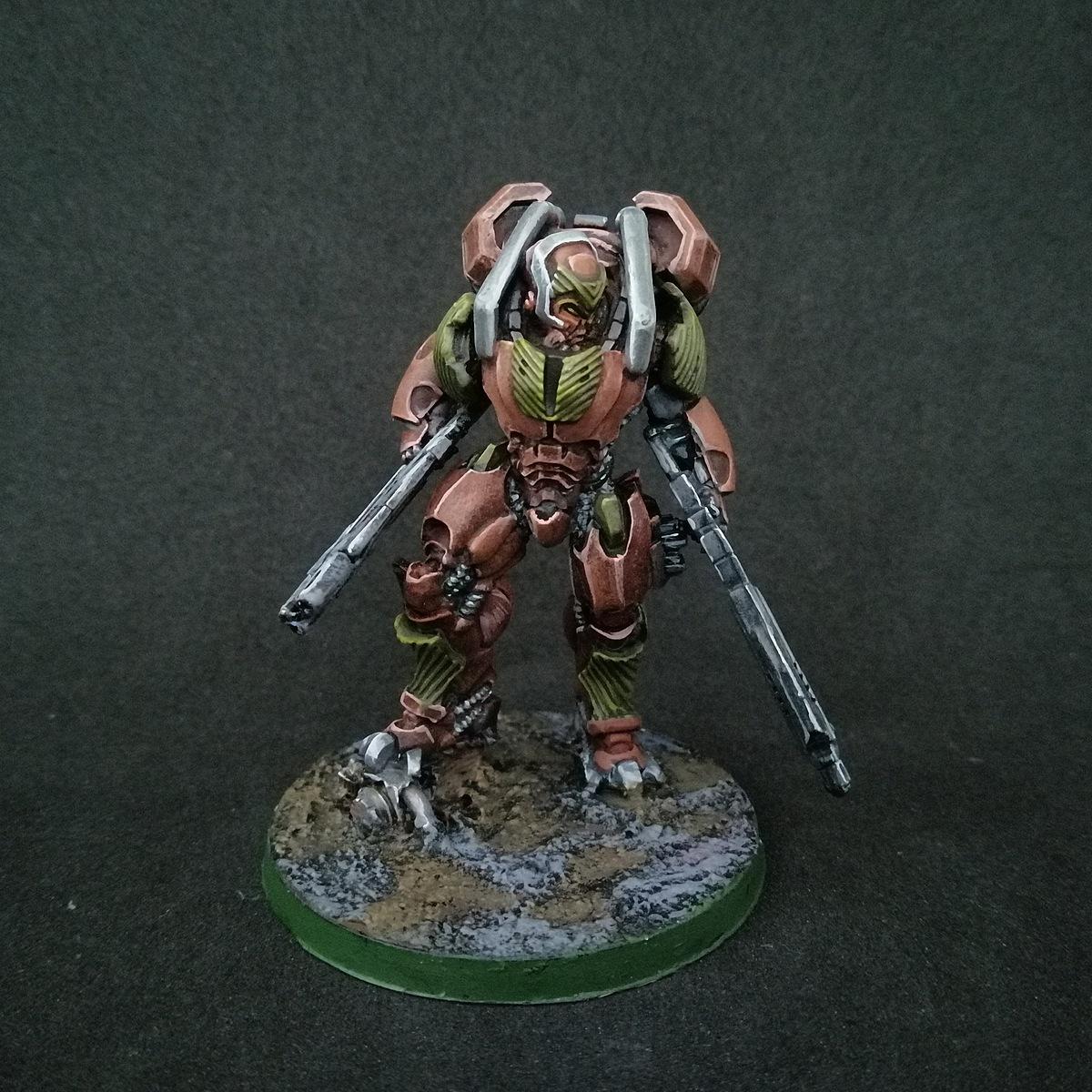 Terracota Armor