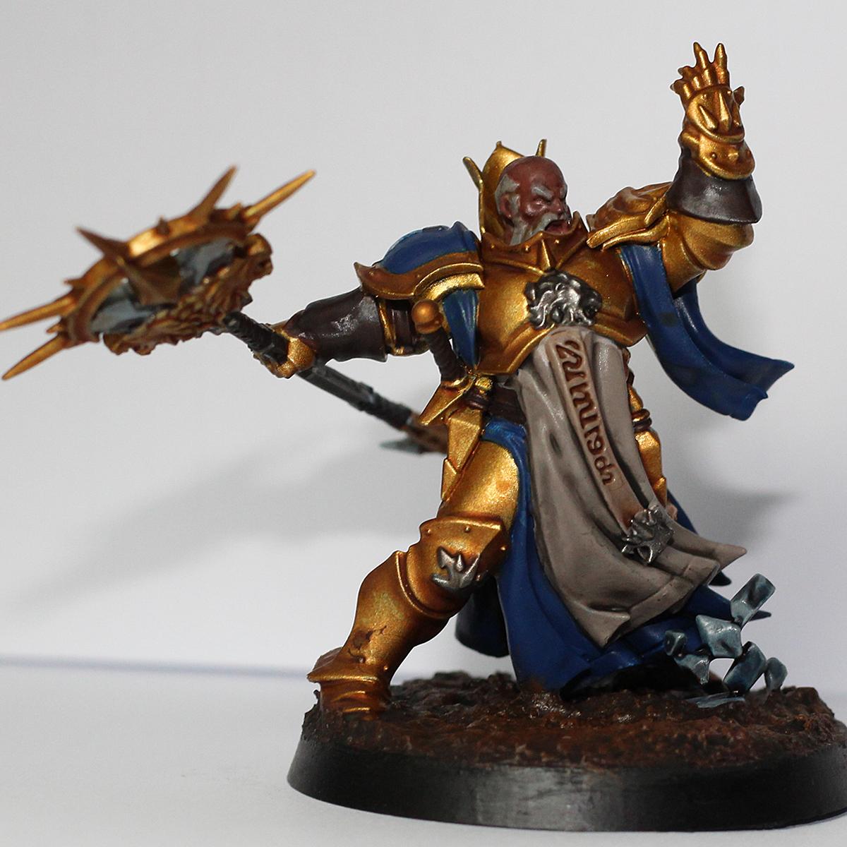 Stormcast Eternal Knight Incantor