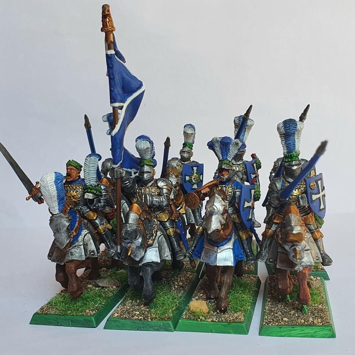 Orden de caballería del imperio: Reiksguard