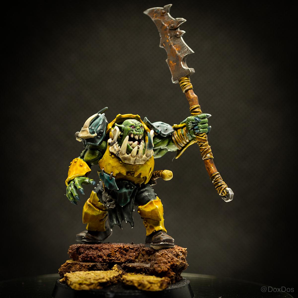 Ironjawz Orruk Brutes - Ironsunz