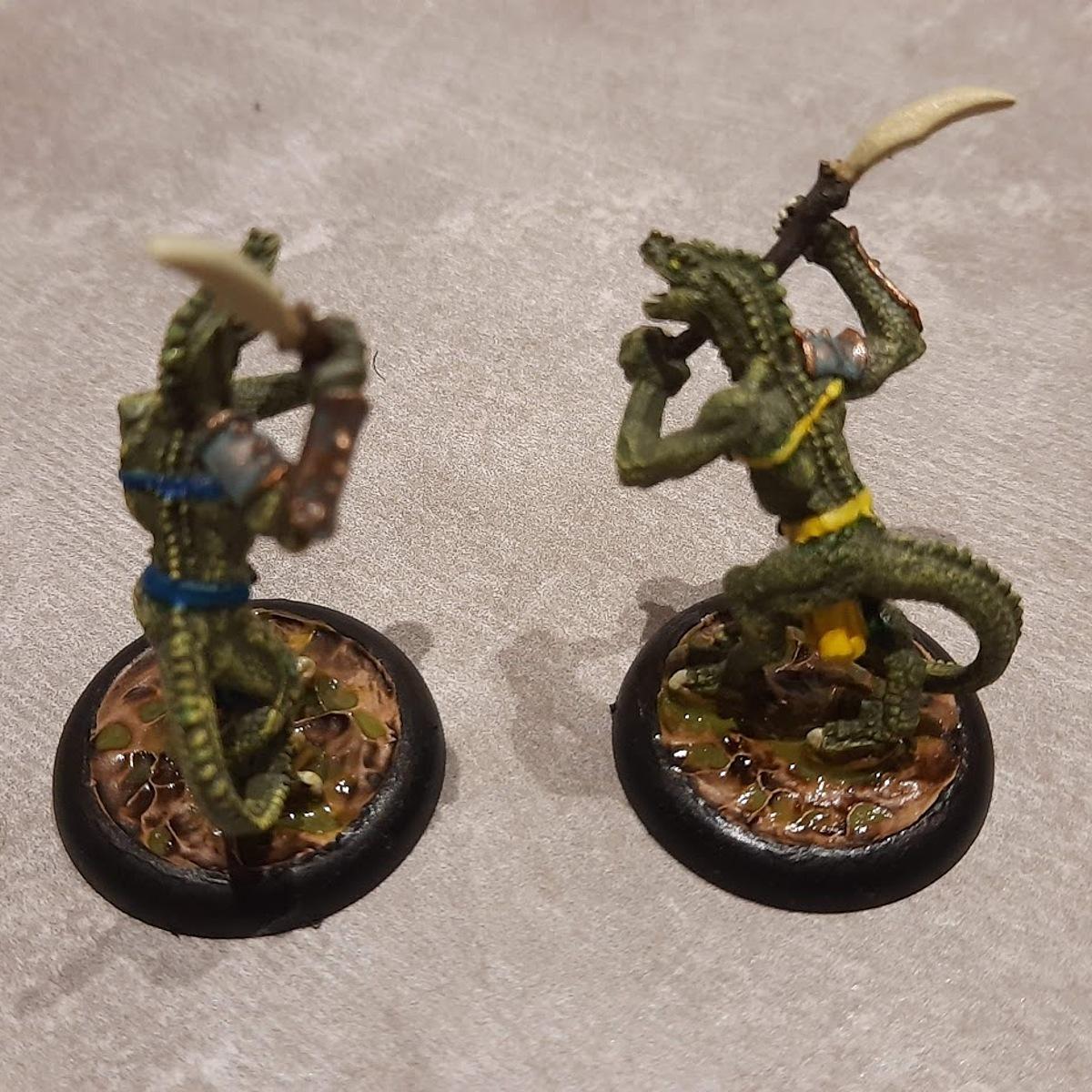 Swamp/Toxic Bases