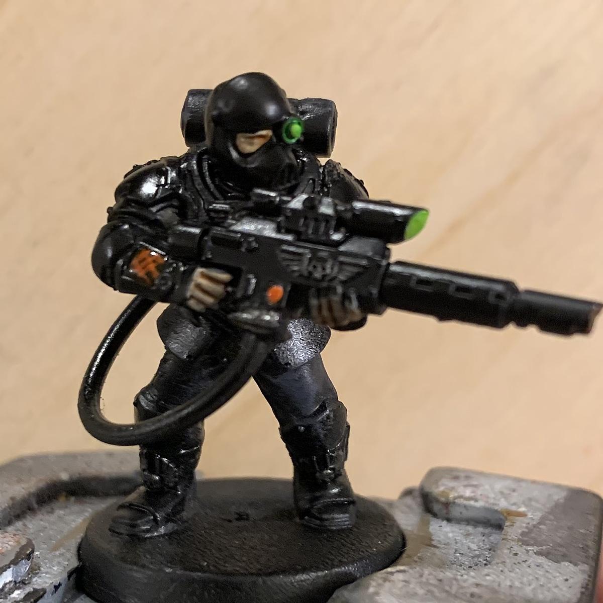 Black Ops Scions