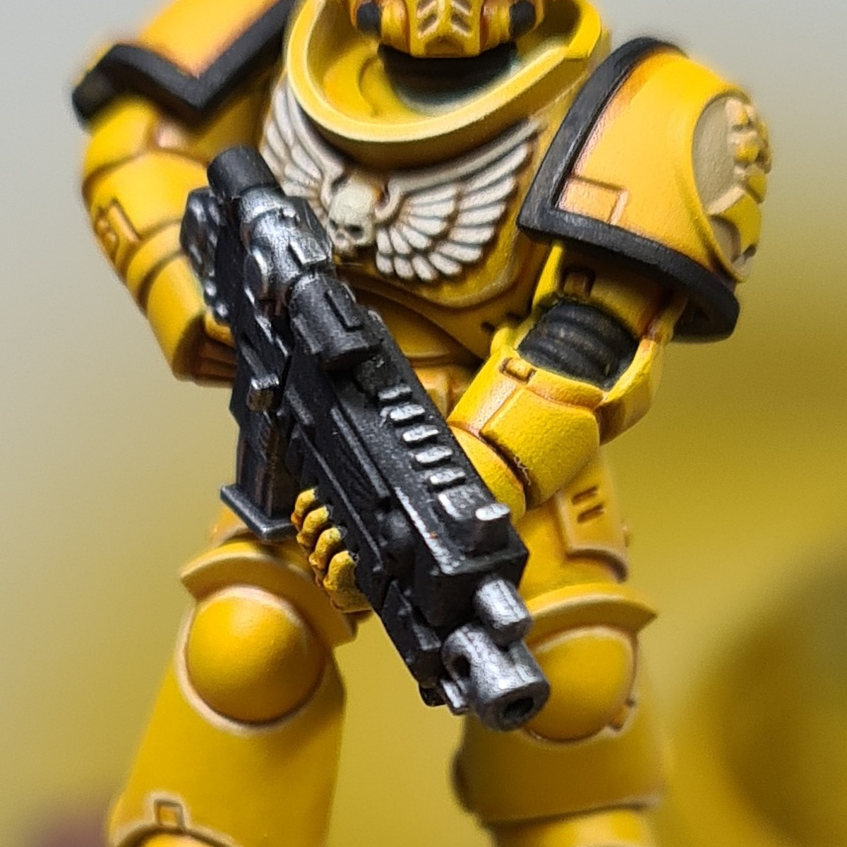 Imperial Fist Yellow