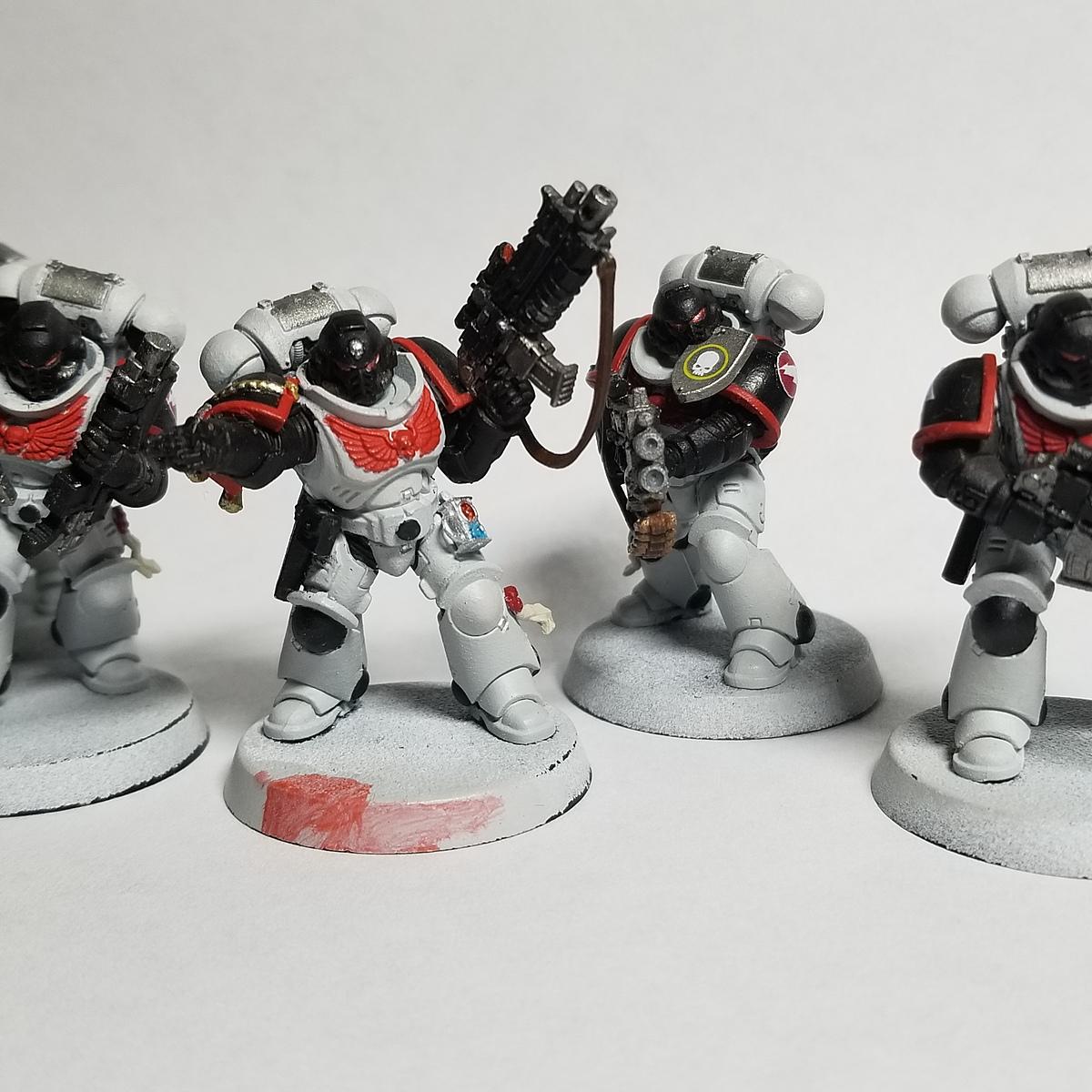 Black Guard, 5th company (Modified)