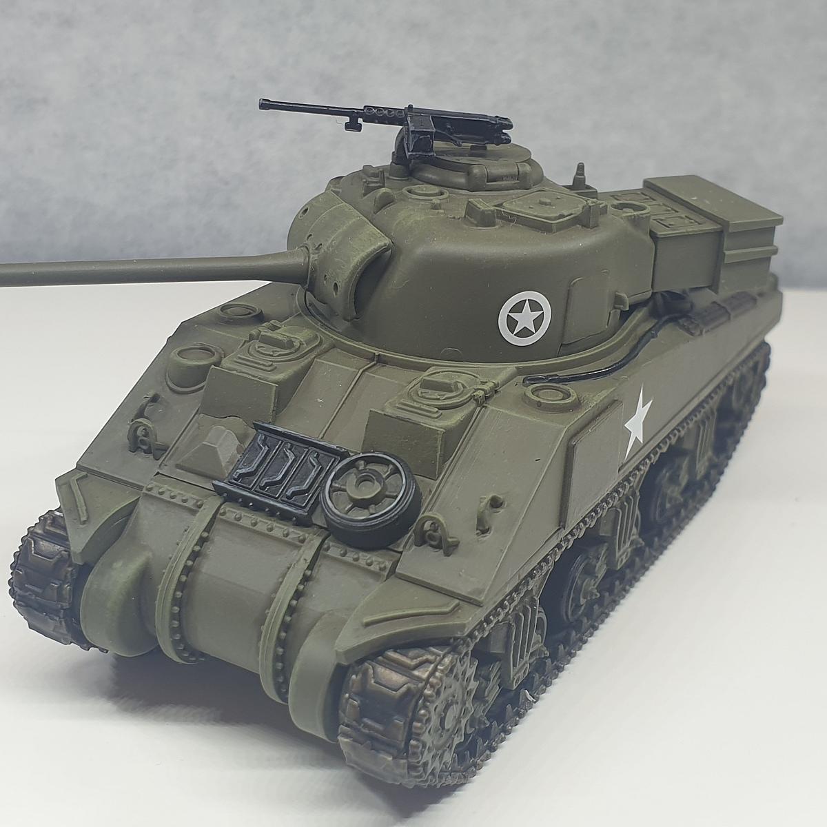 WWII Sherman