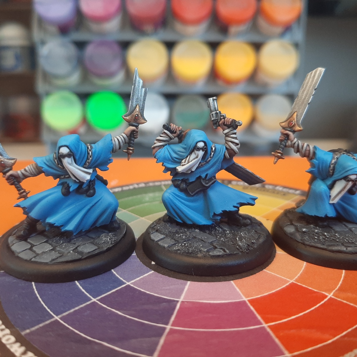 Malifaux: Sonia Criid - Witchling Hunters