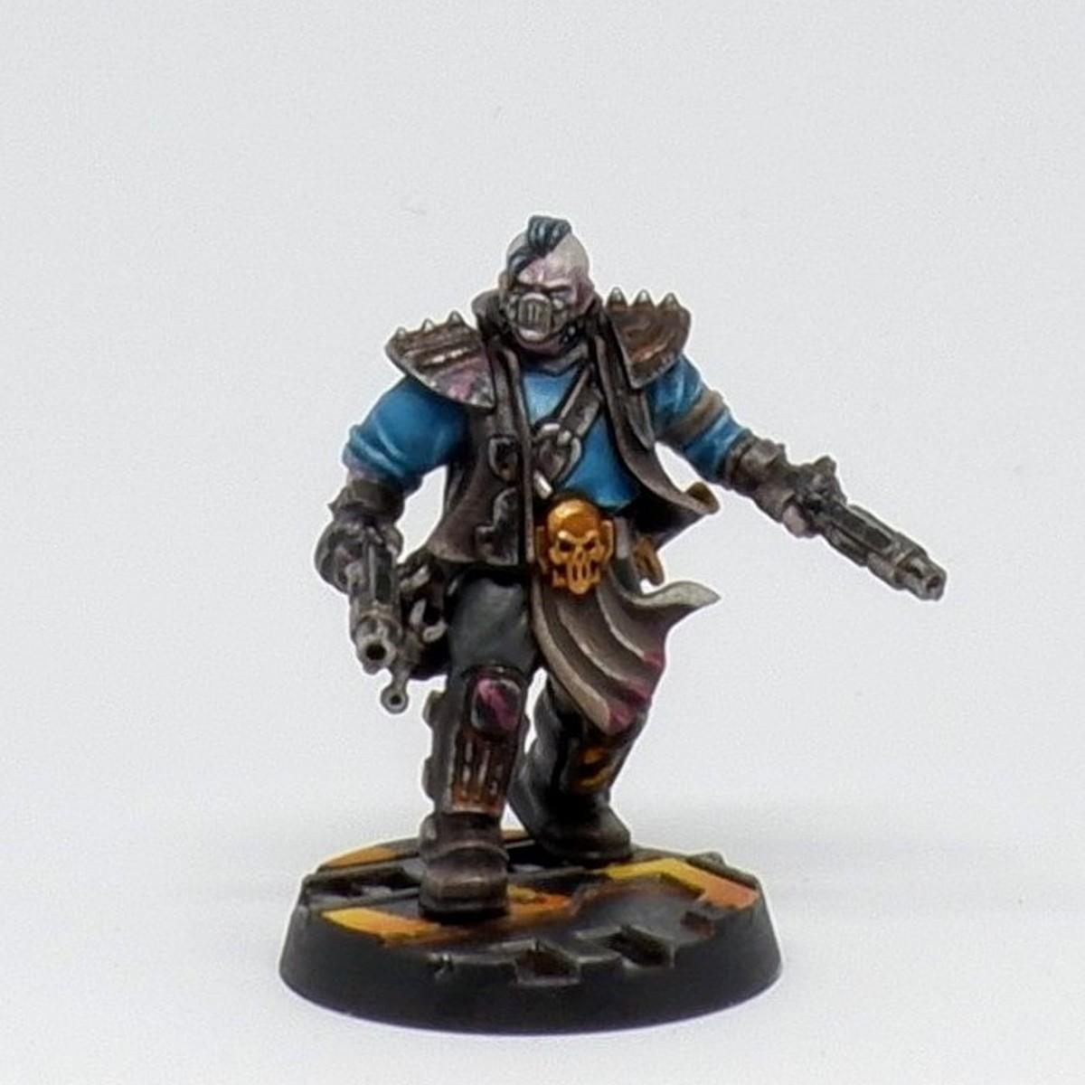 Orlock Gang - Blue
