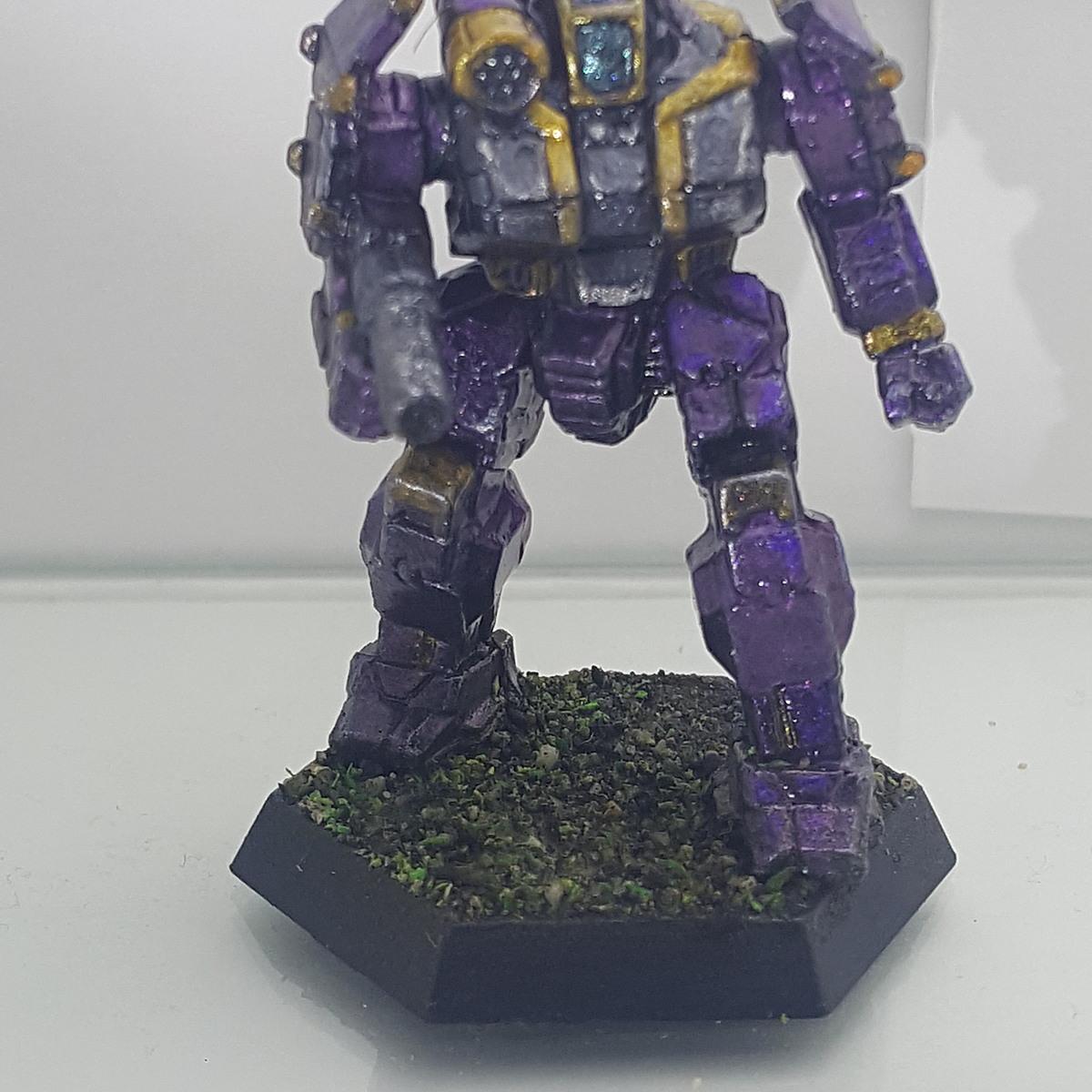 BattleTech Shiny