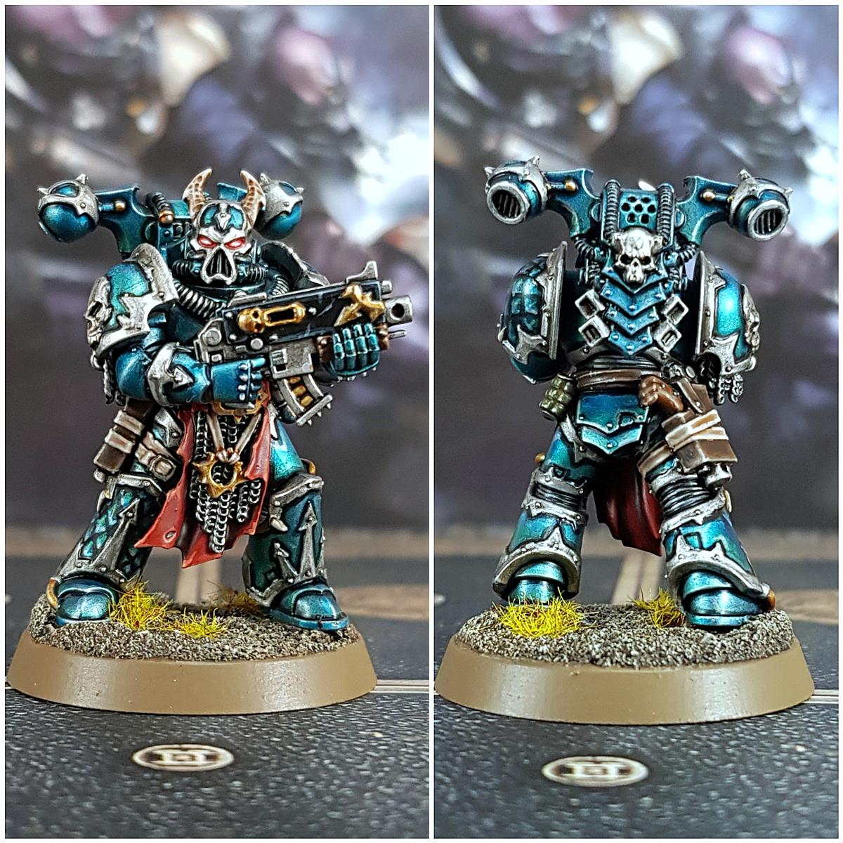 Alpha Legion Armour