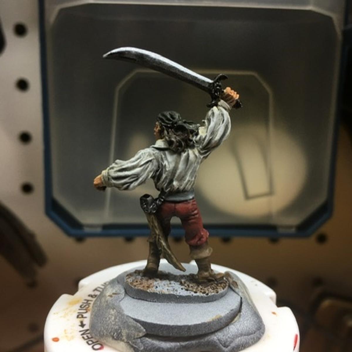 Swashbuckler Pirate (Reaper)