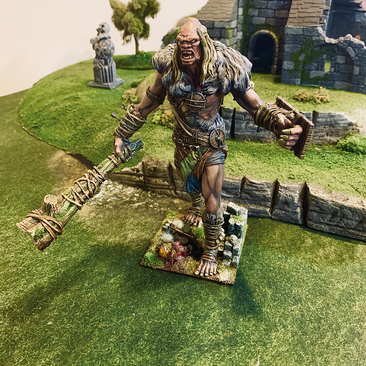 Kings of War Bog Ogres