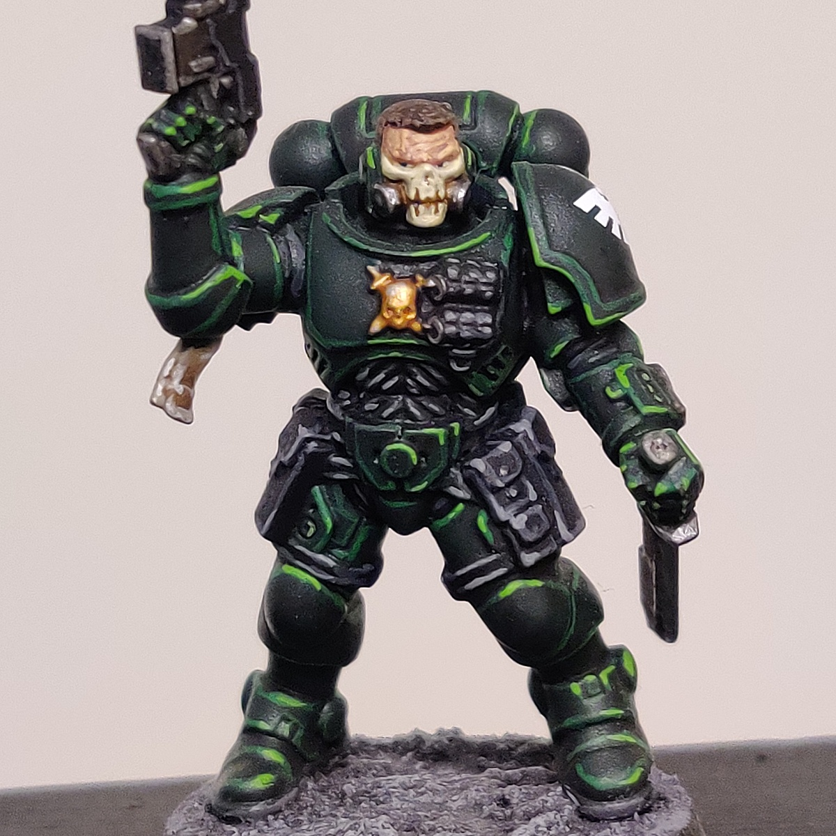 Dark Angels Reiver