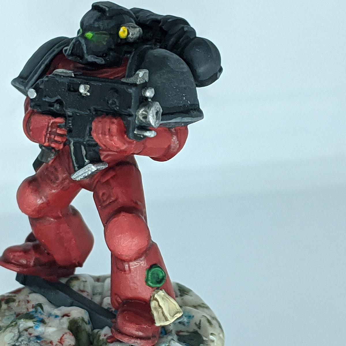 Flesh tearer Marine