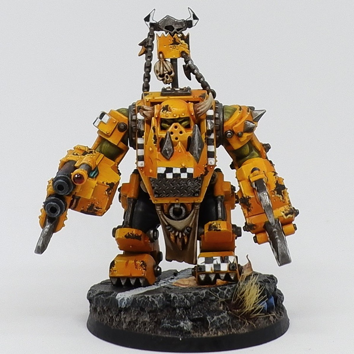 Orks - Badmoonz Yellow