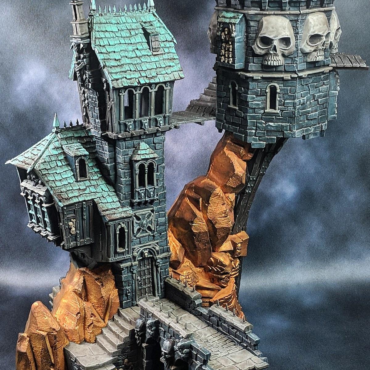Dark Stone - Warscryer Citadel/Skullvane Mance
