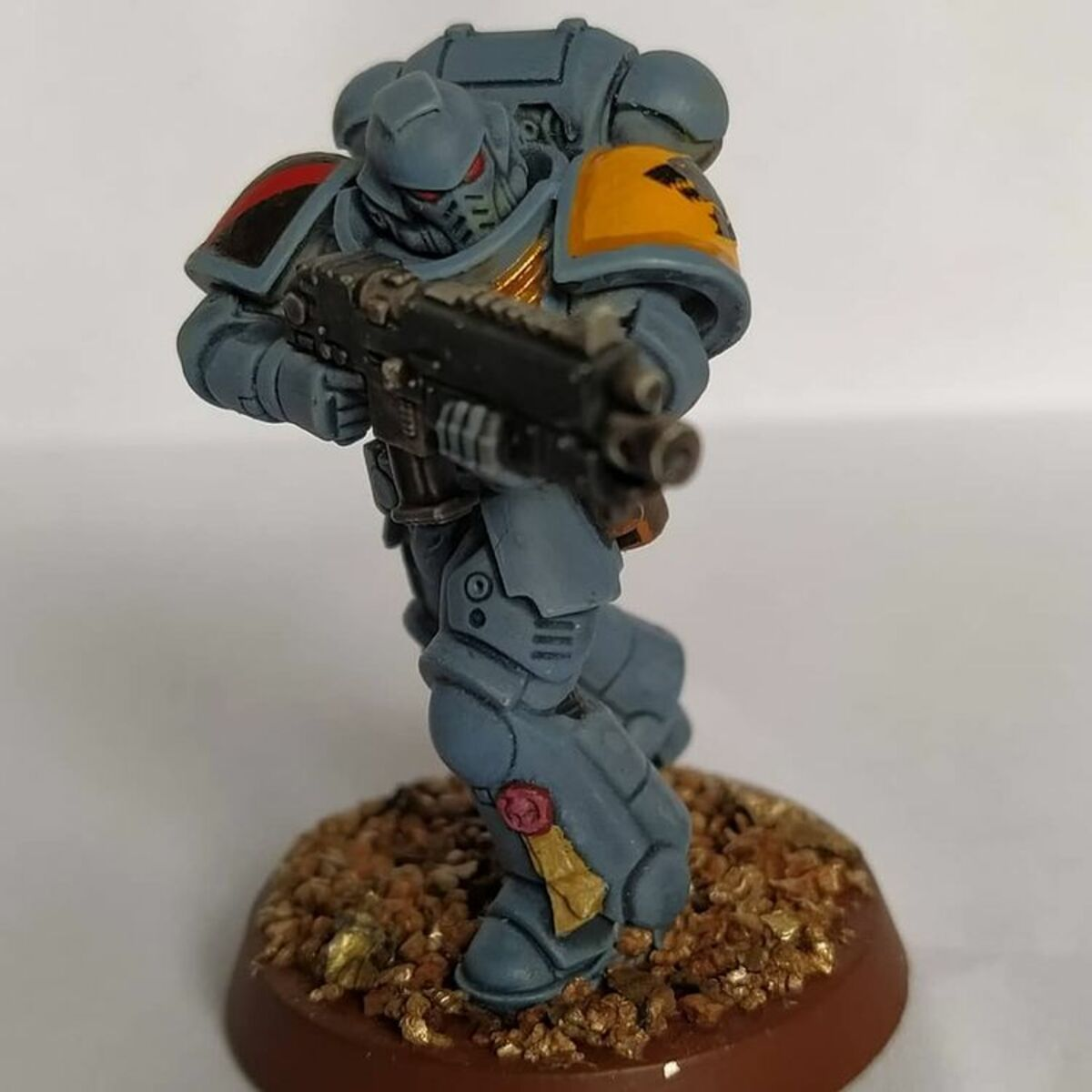 Space Wolves Intercessors