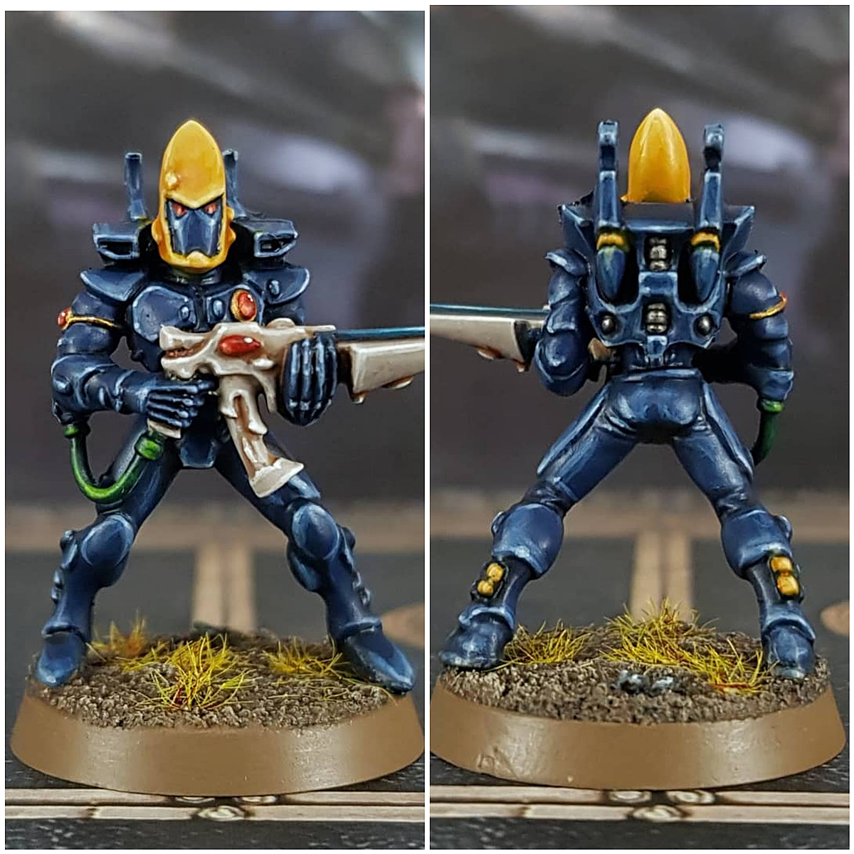 Alaitoc Eldar Armour