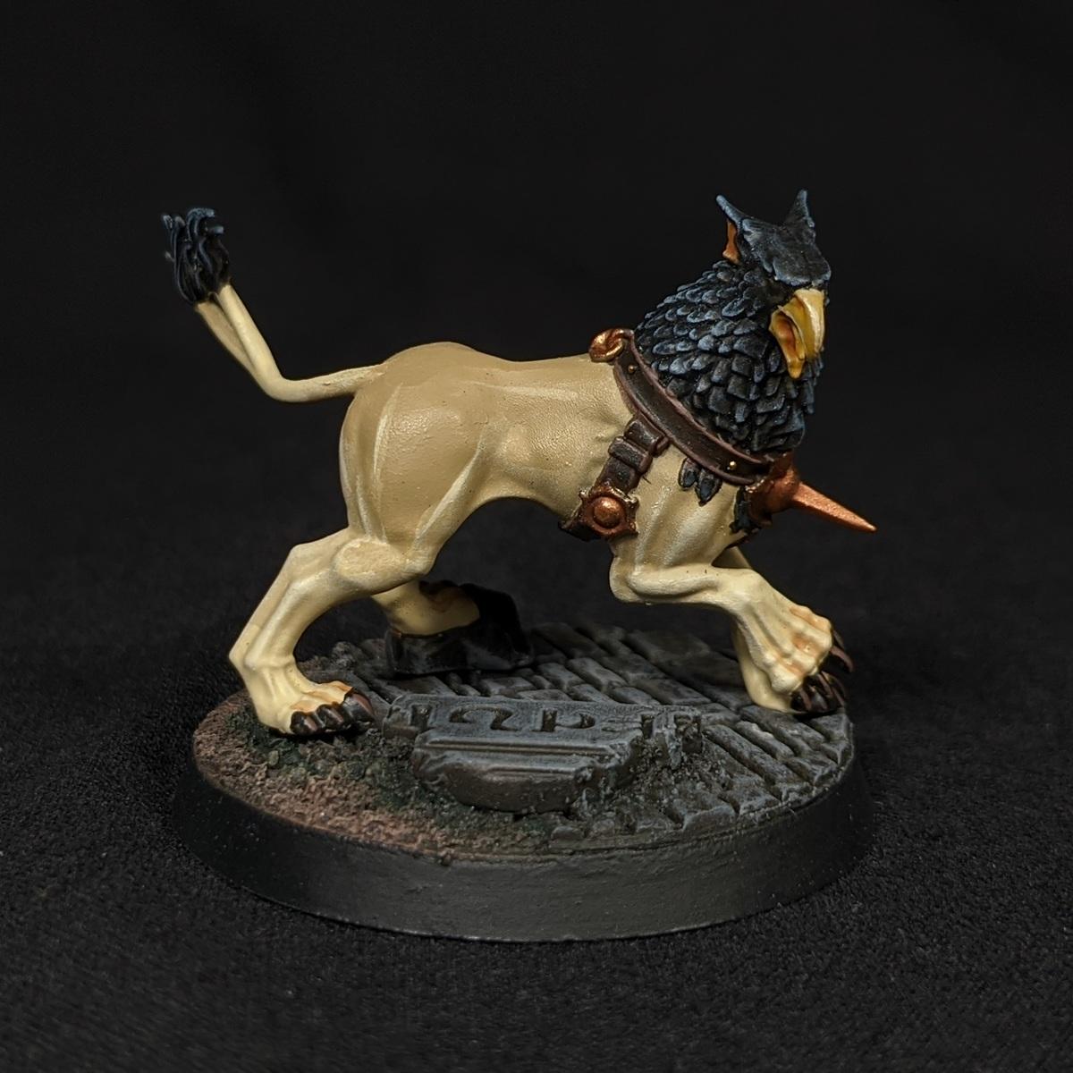 Gryph-hound (Tan)