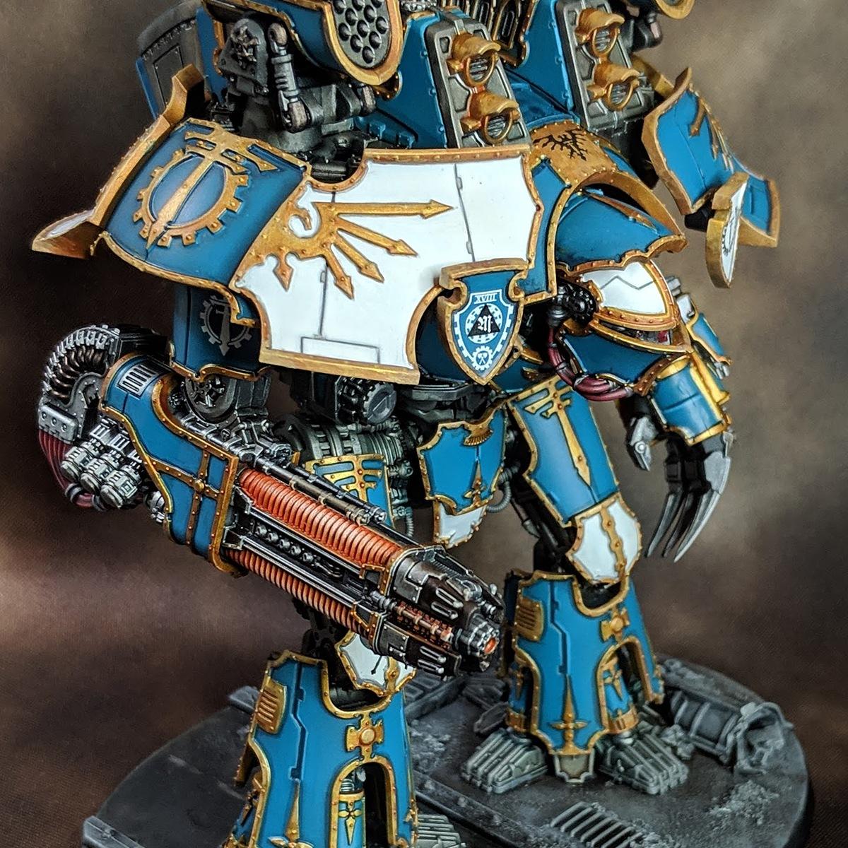 Warlord Titan (Titanicus)