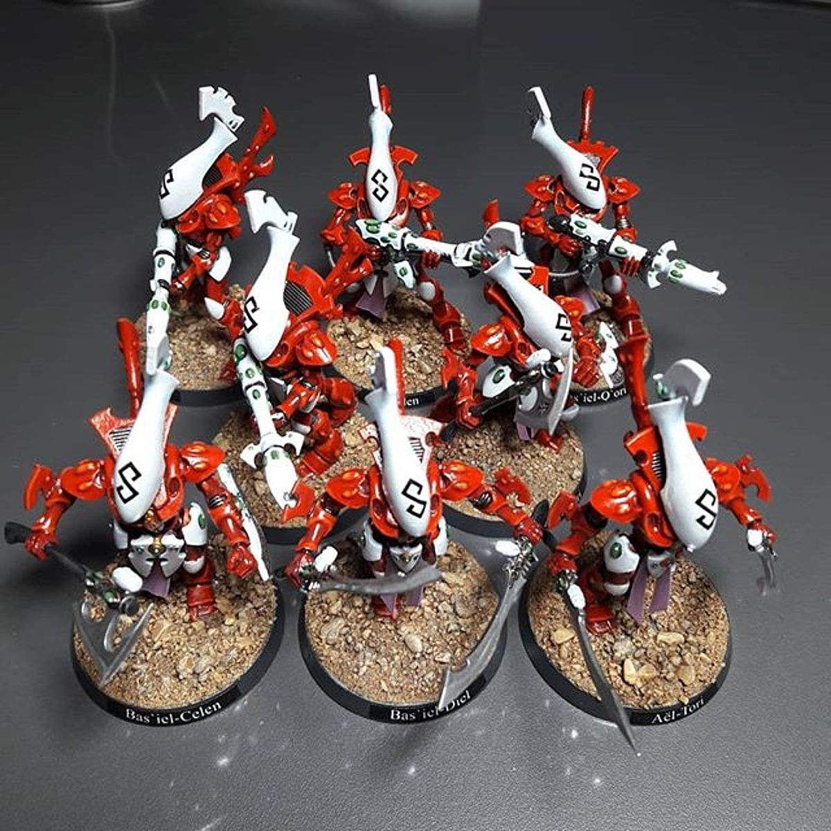 Wraith guard