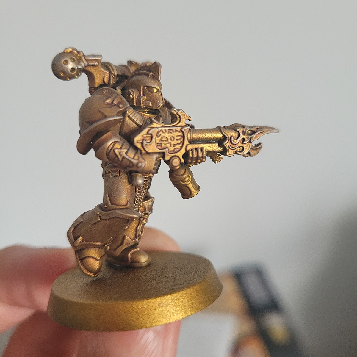 Thousand Sons Gold