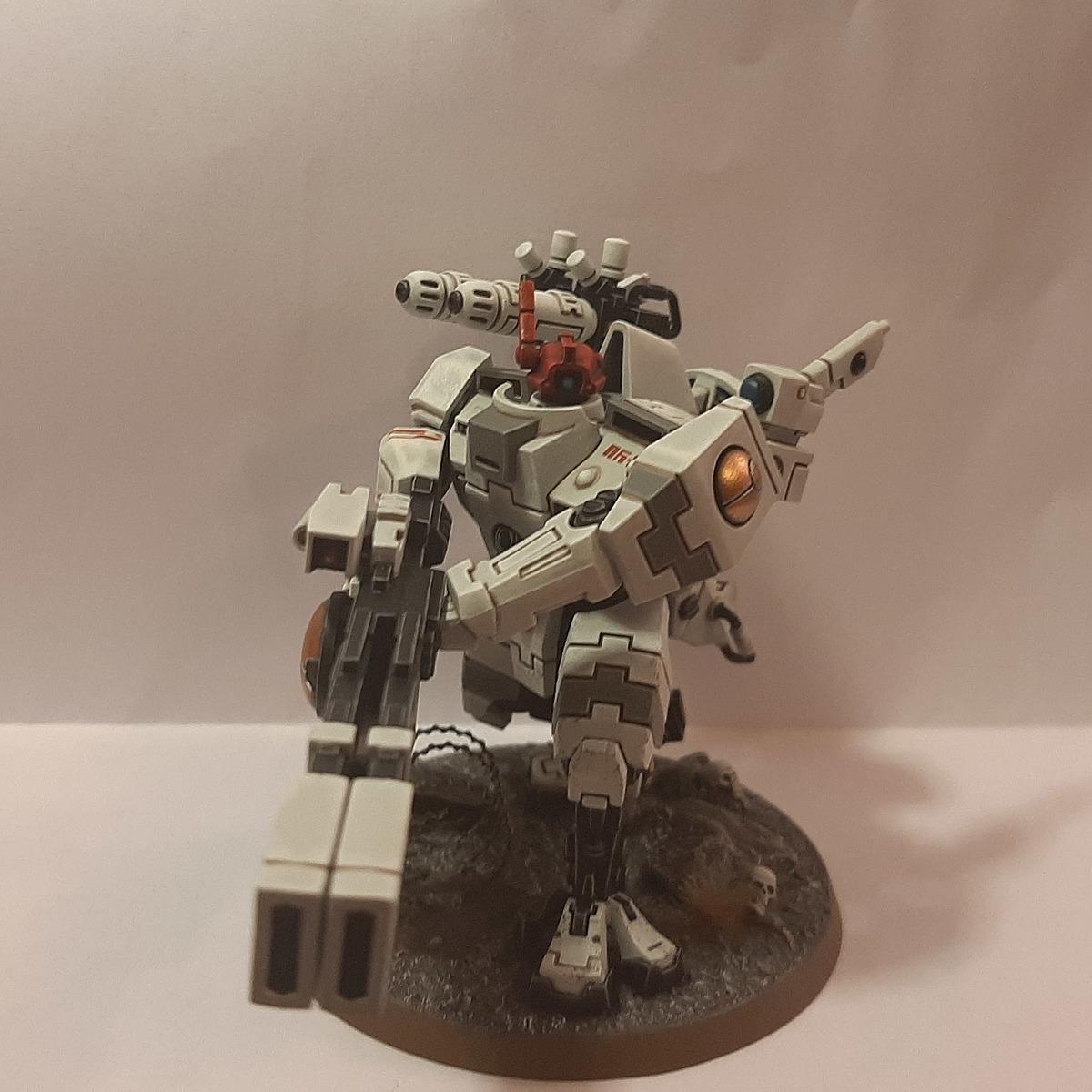 Tau XV-88 Broadside Battlesuit