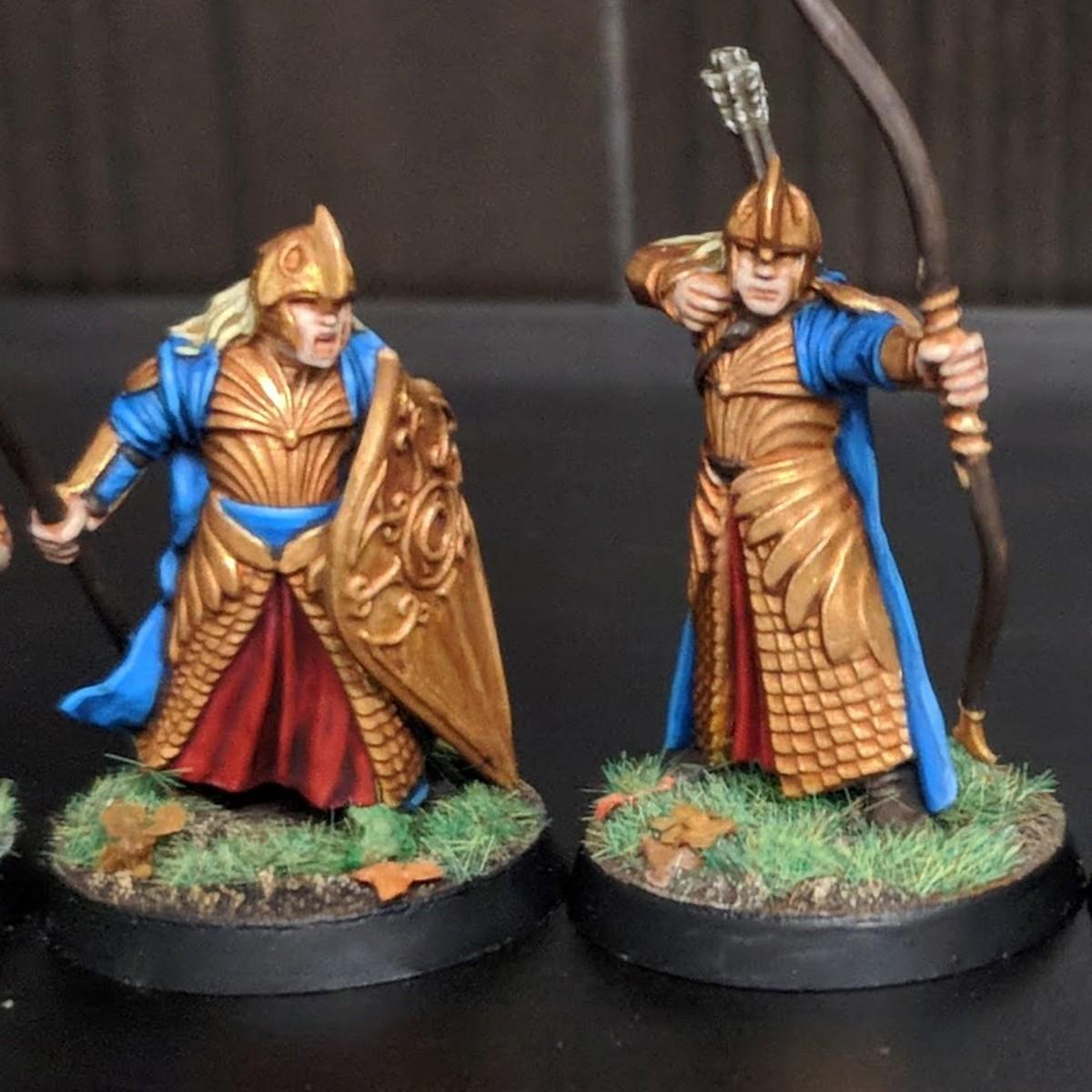 LOTR Galadhrim Warriors