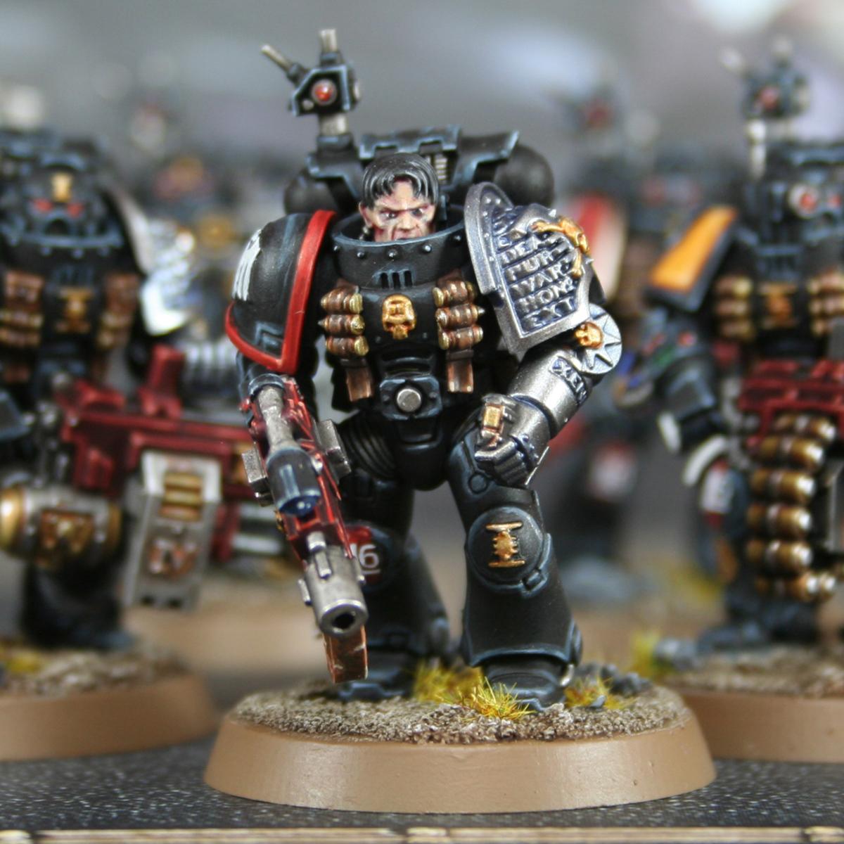 Deathwatch Armour