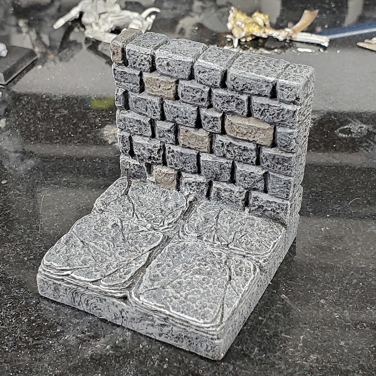 Dwarven Forge Dungeon Tiles