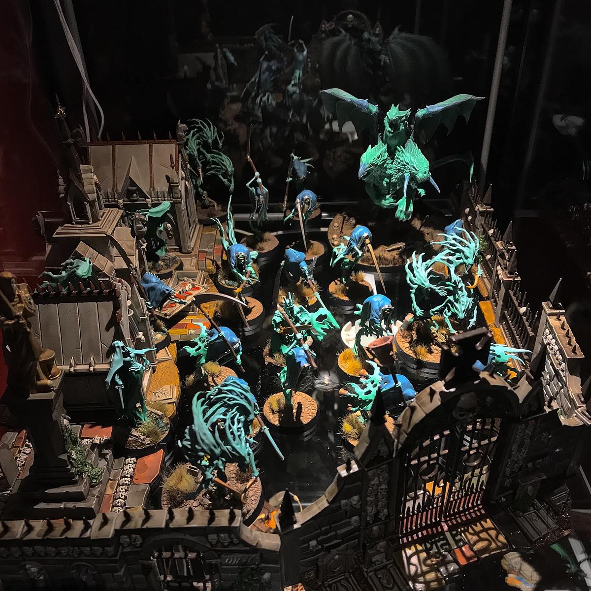 My Nighthaunt Army Paint Scheme