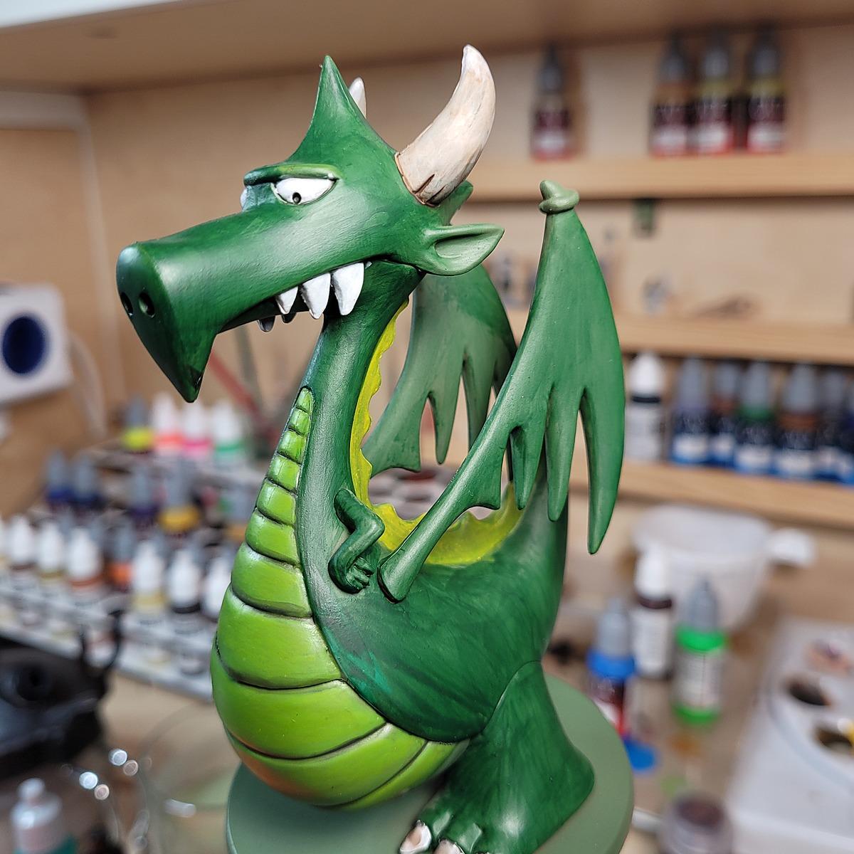 Dragon (Munchkin's Dungeon)