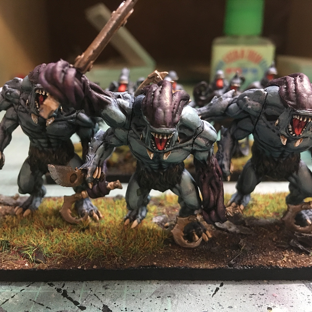 Speed painted Nightstalkers