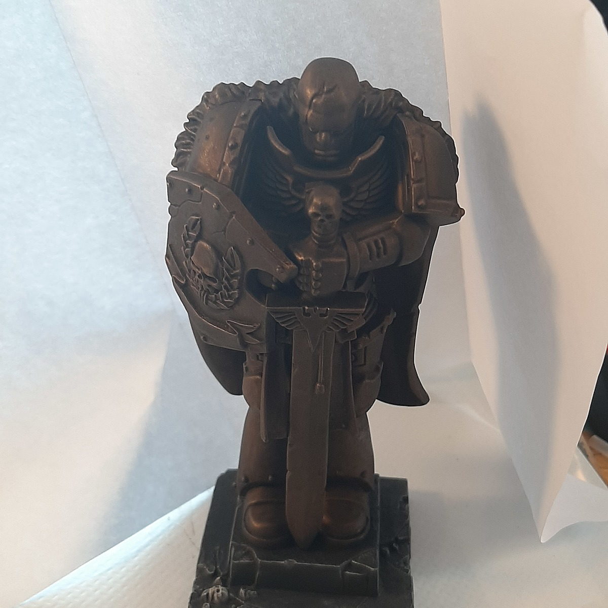 Honoured Imperiup Statue
