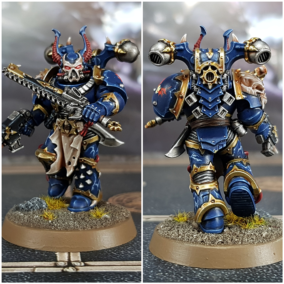 Night Lords Armour