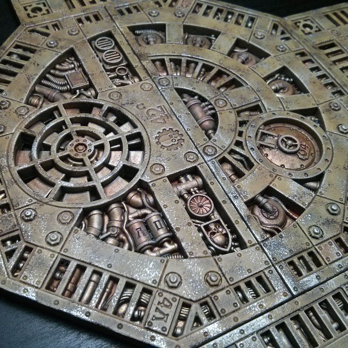 Sector Mechanicus Deckplates