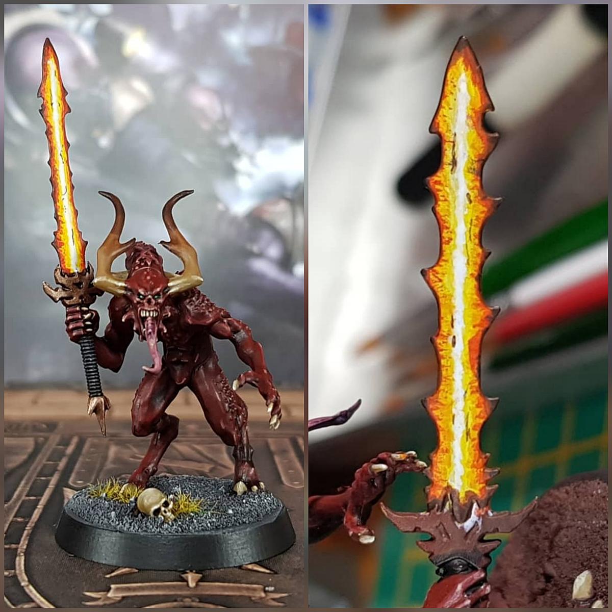 Bloodletter Hellblades