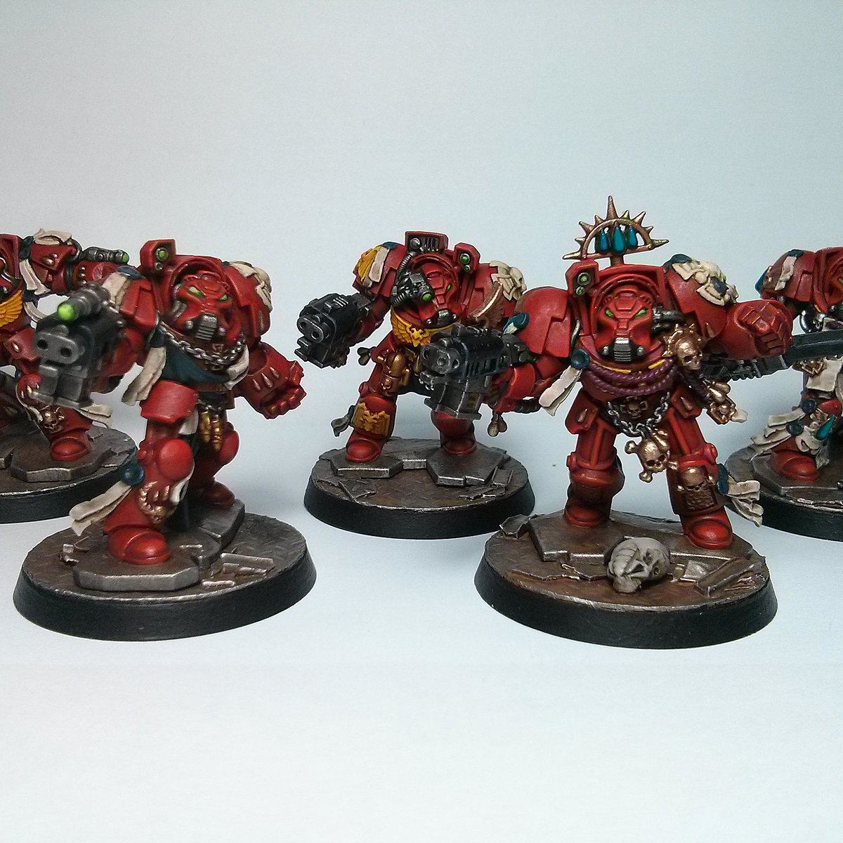 Blood Angels Terminators