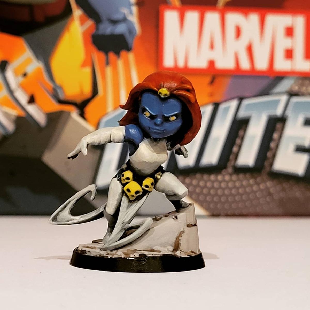 Mystique - X-Men: Marvel United