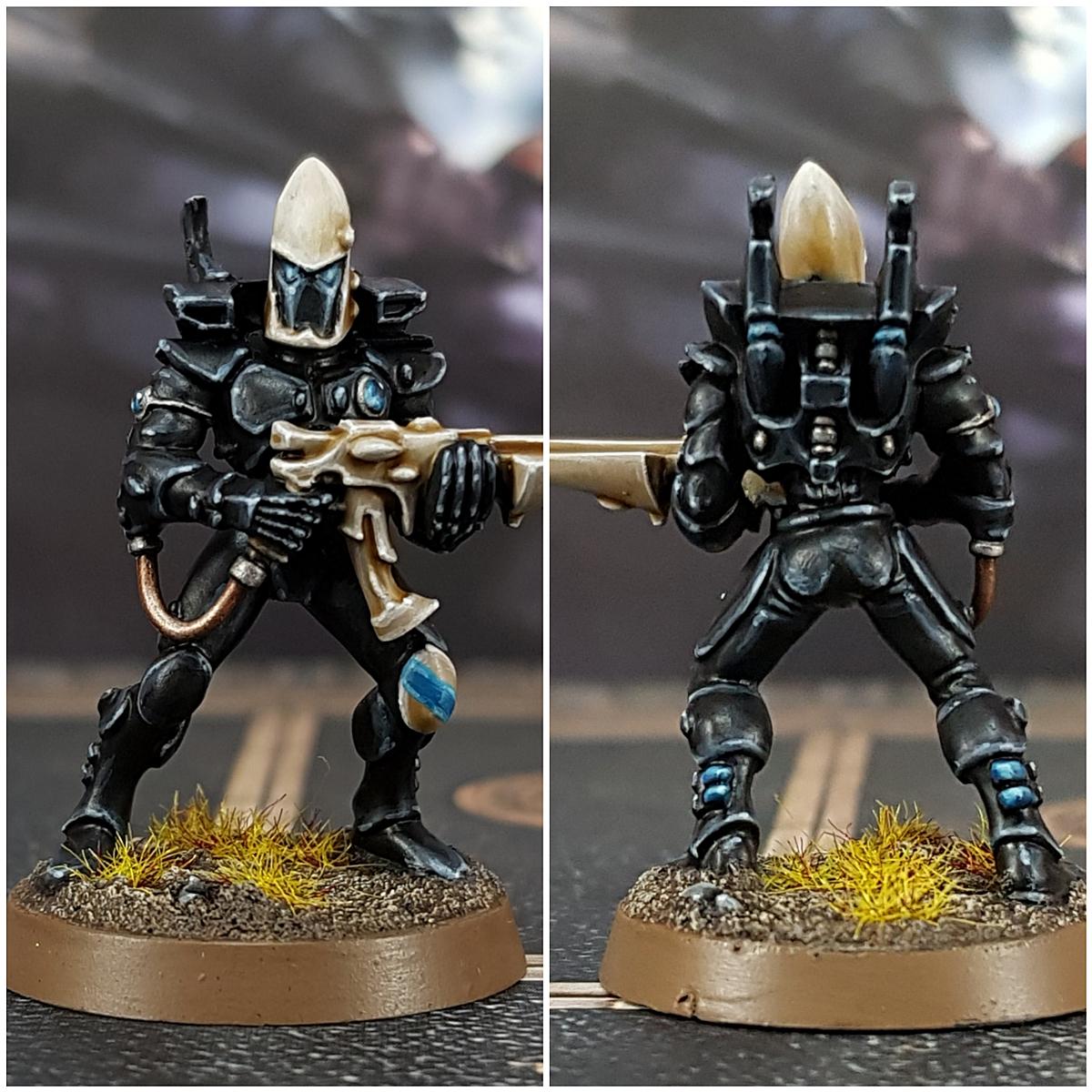 Ulthwe Eldar Armour and Weapons