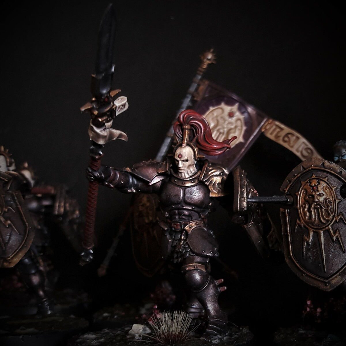 Knights of the Precipice armour