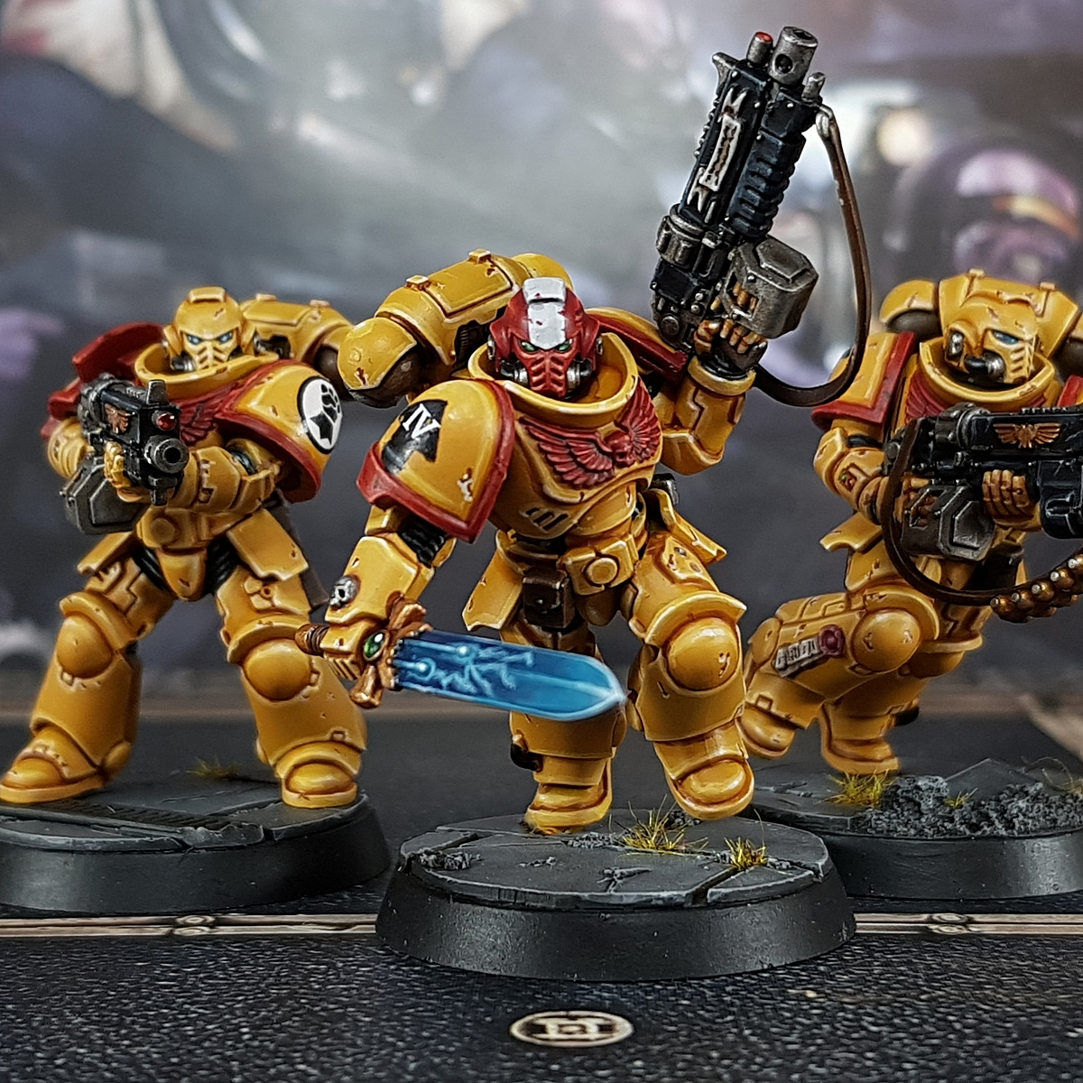Imperial Fists (3rd Company)