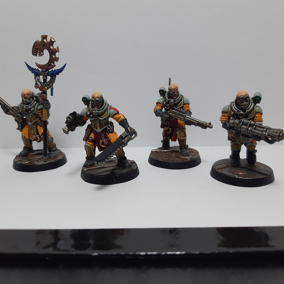 Genestealer Cultists