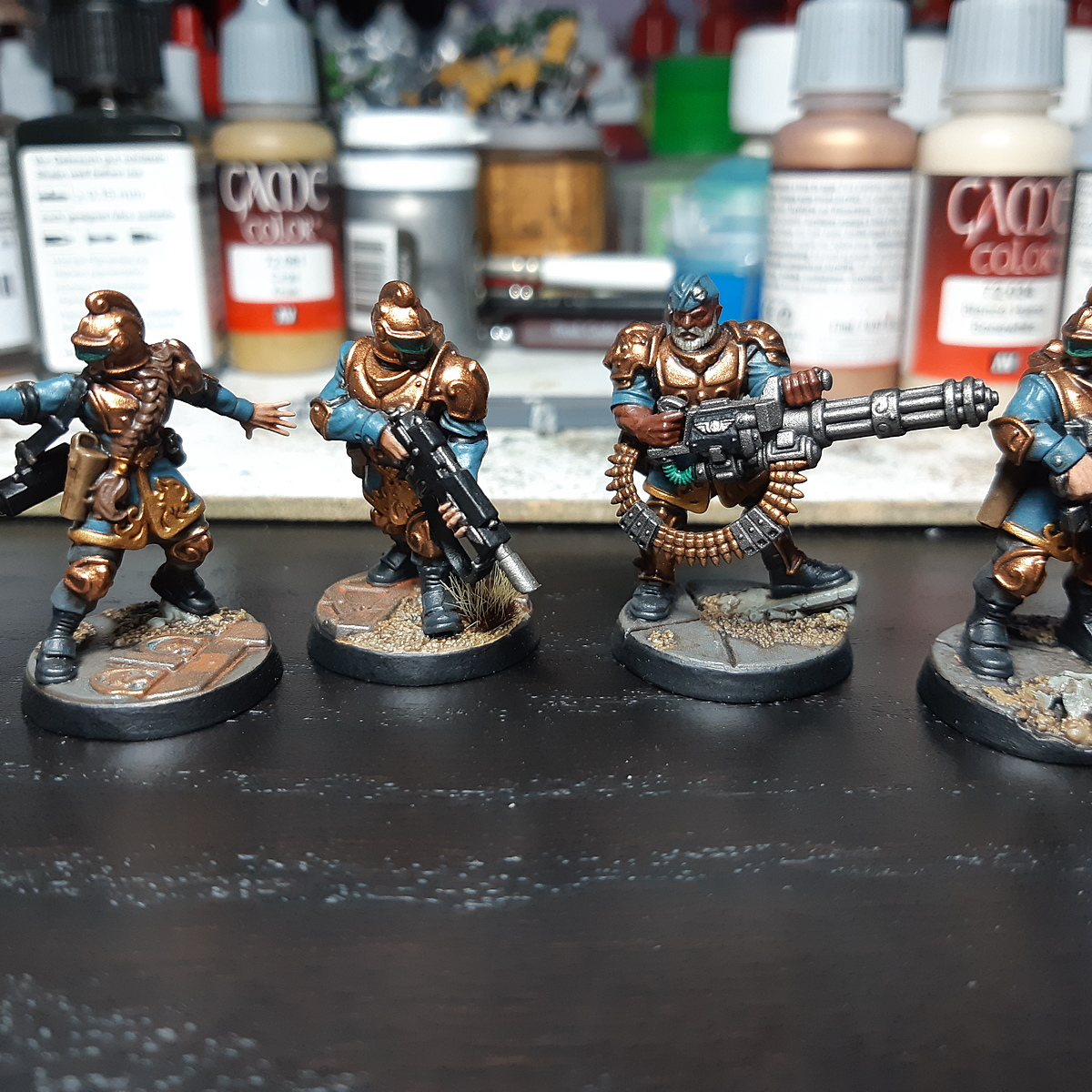 Voidsmen (Kill Team Rogue Trader)