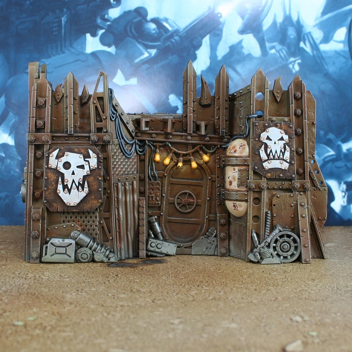 Octarius Ork Shanty Town