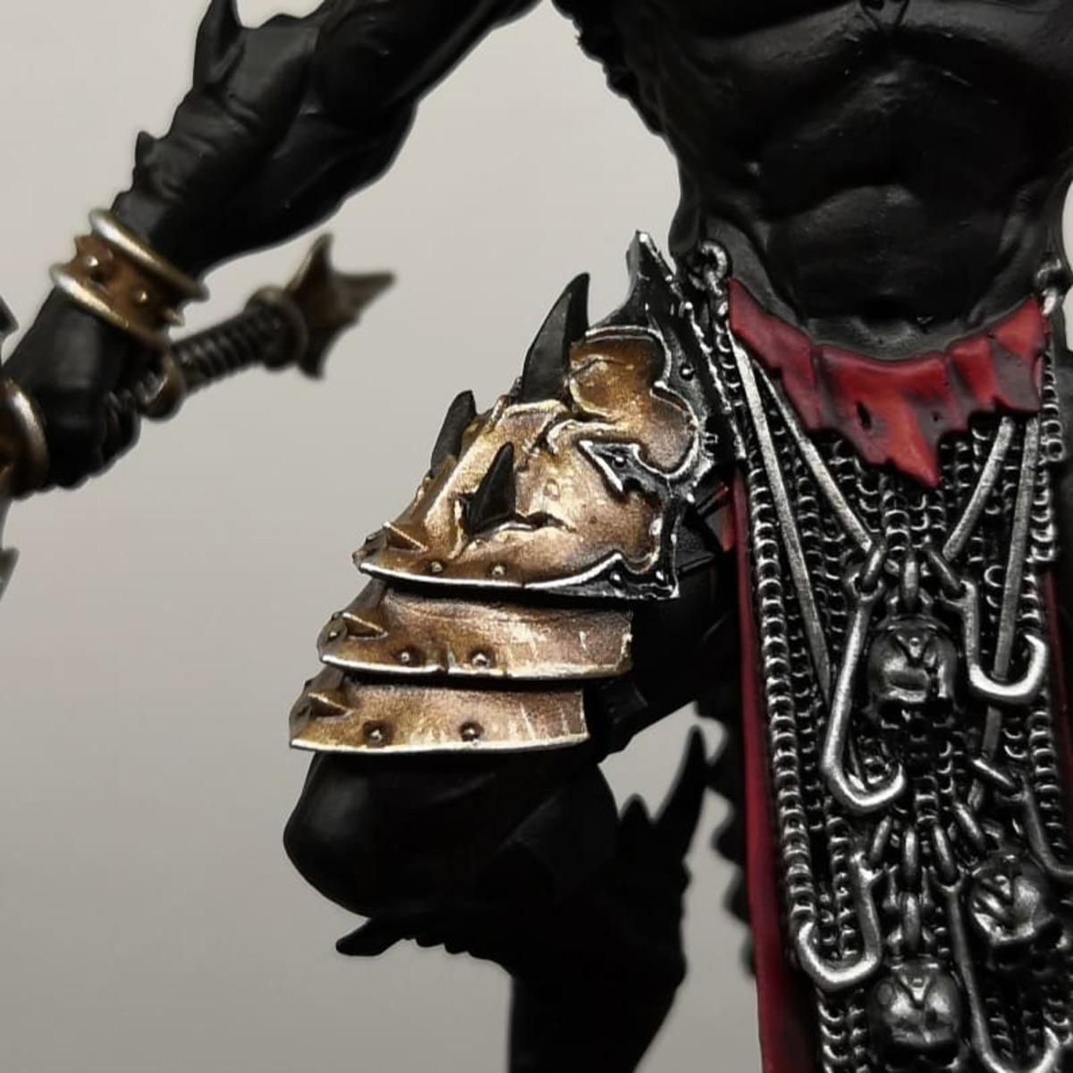 Gloss Black Armour