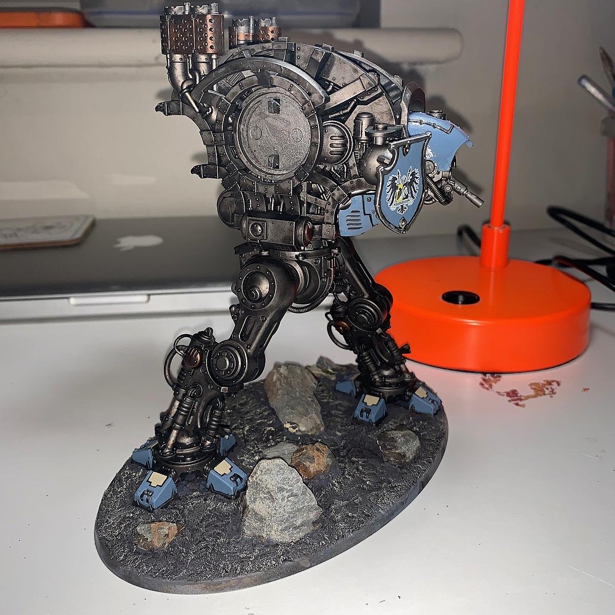 Imperial Knight - Skeleton
