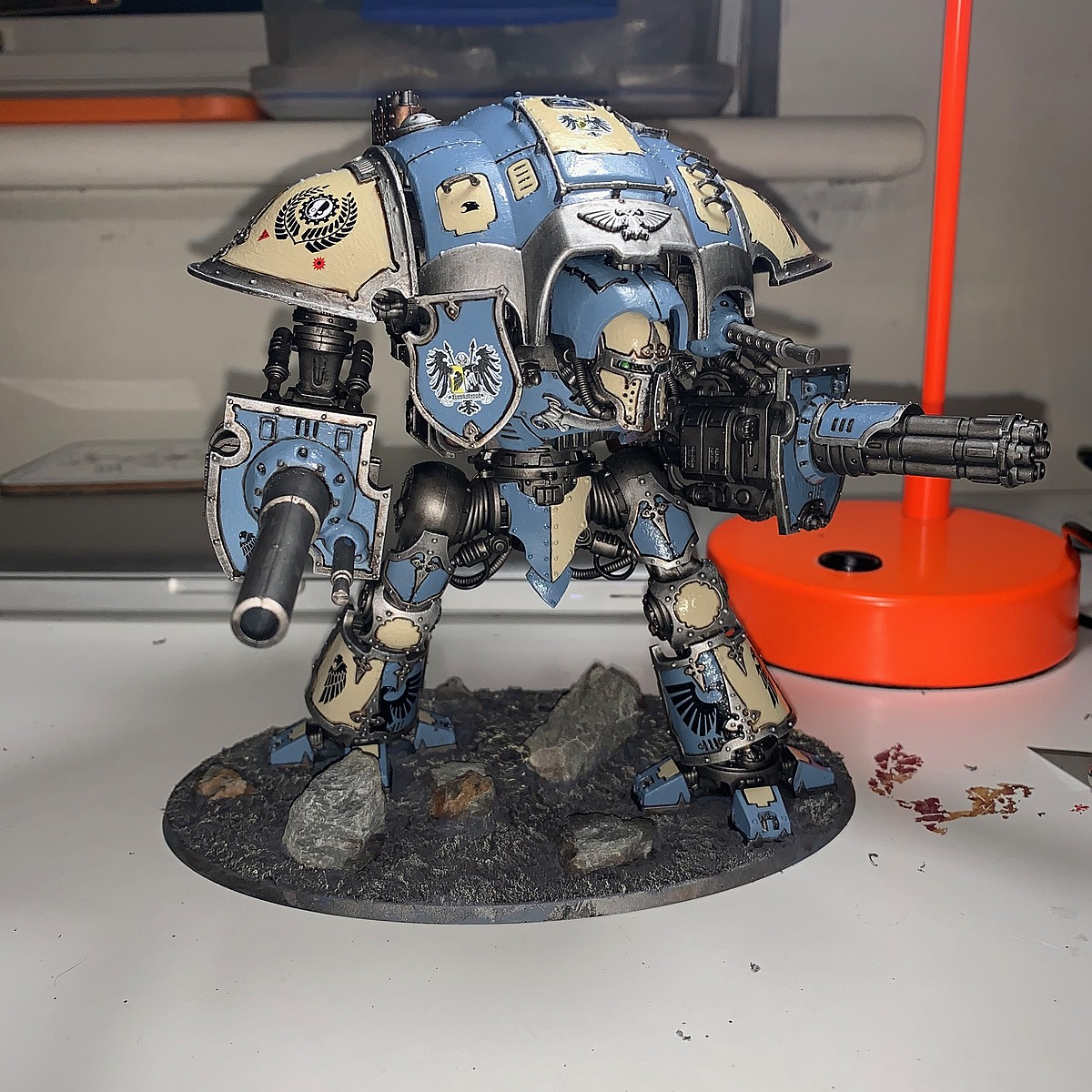 Imperial Knight - Armour
