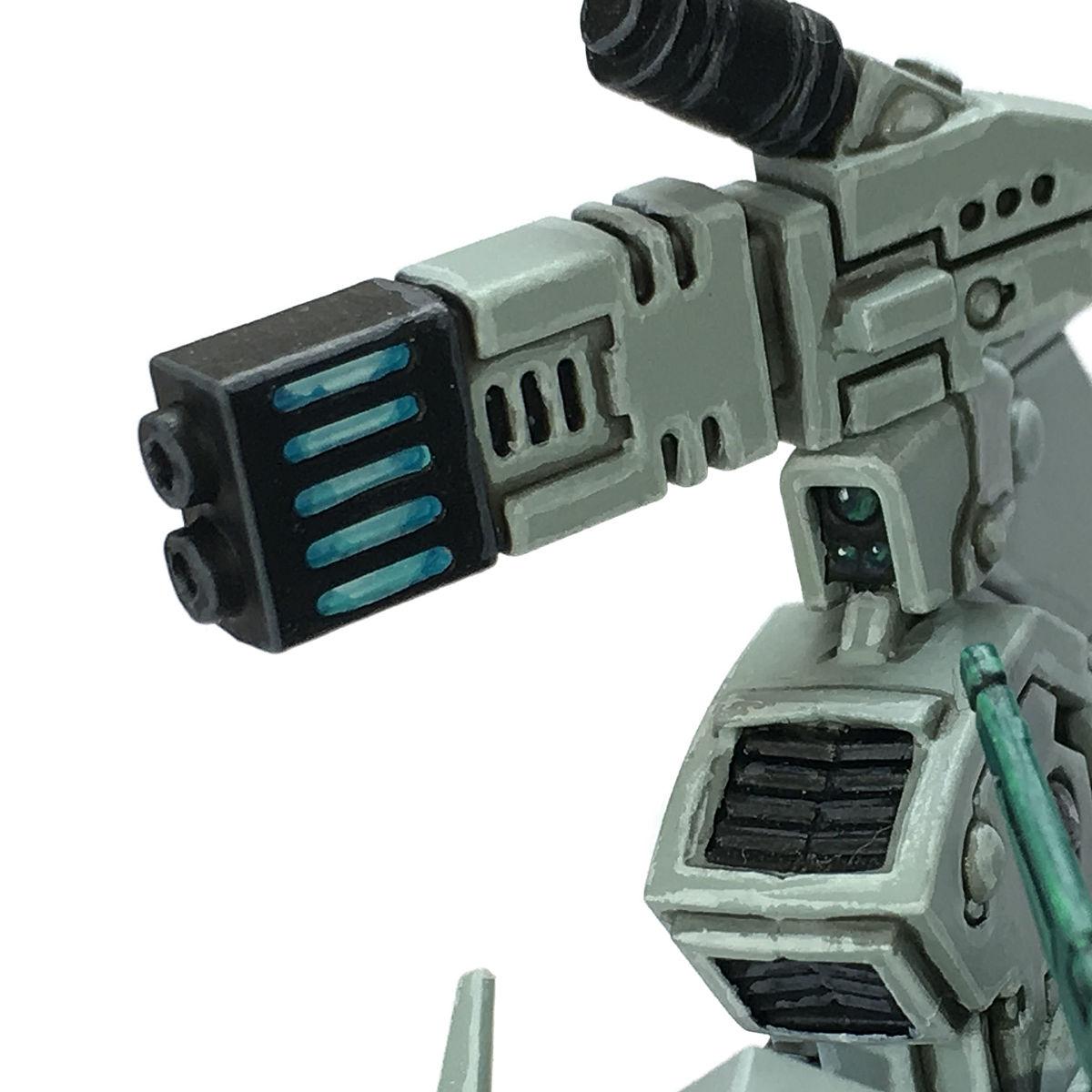 T'au fusion weapons