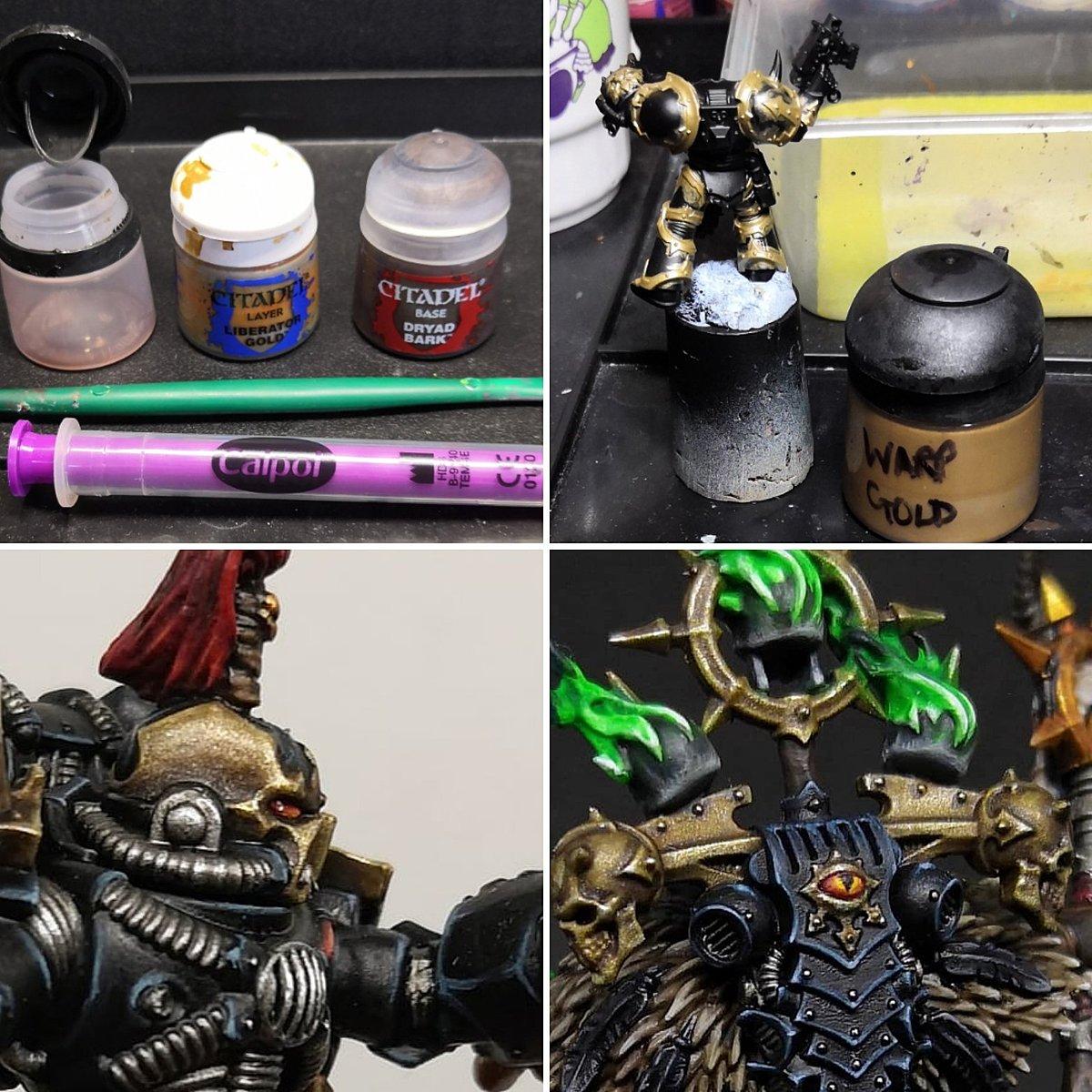 Black Legion Gold